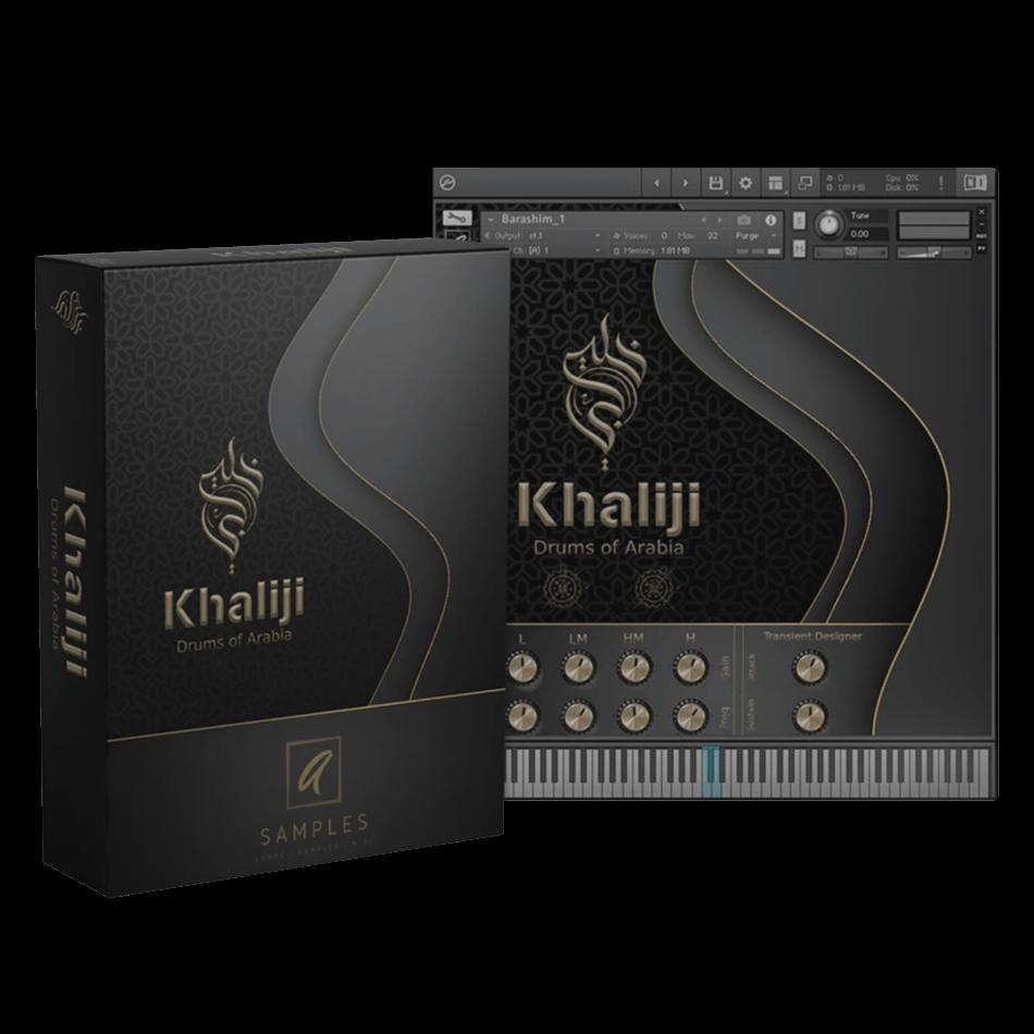 Khaliji - Drums of Arabia