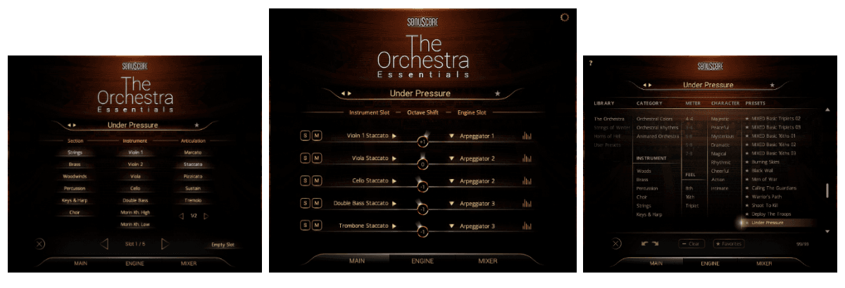 Supporting image for The Orchestra Essentials