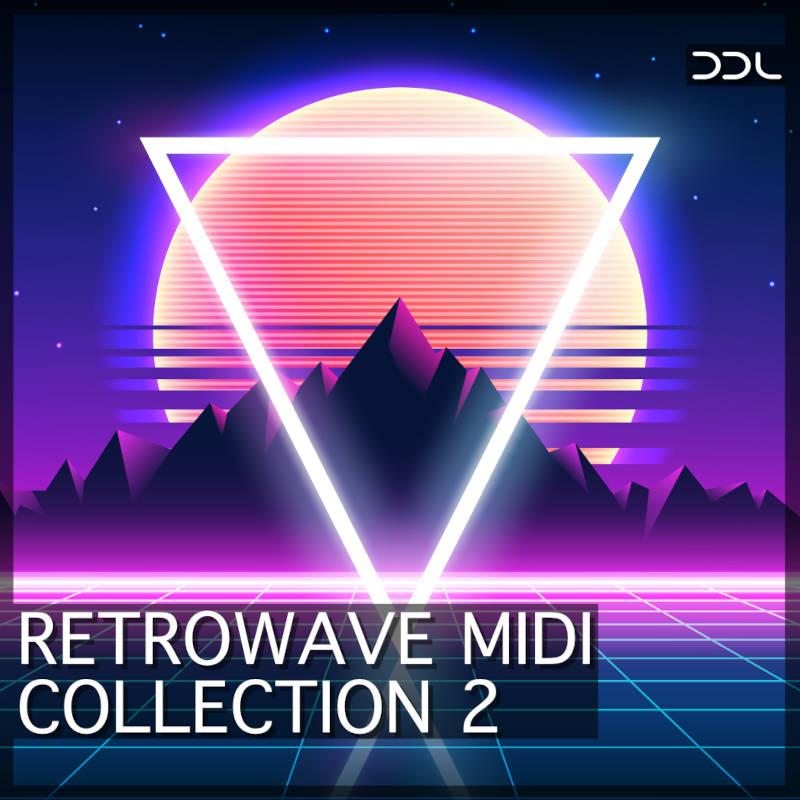 Retrowave MIDI Collection 2