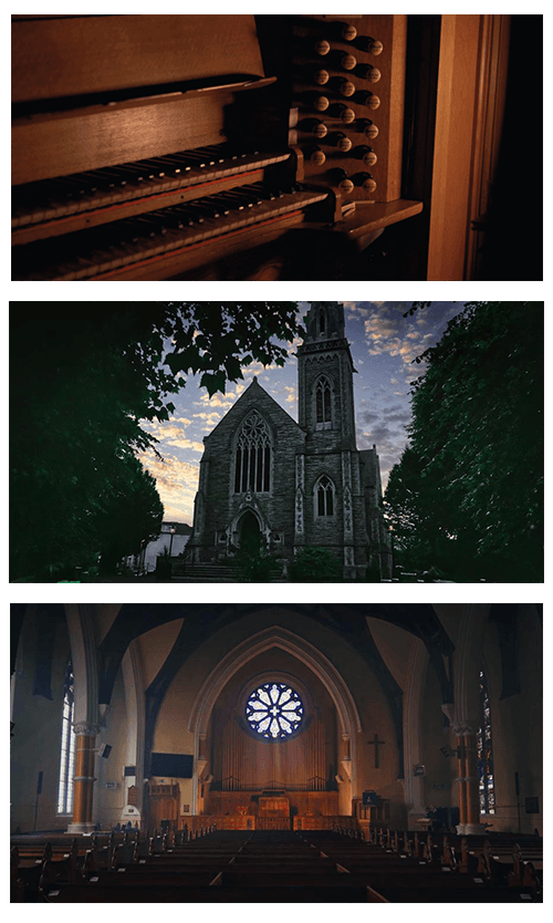 Supporting image for Rathgar Pipe Organ