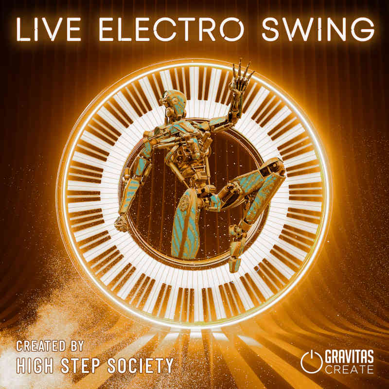 High Step Society - Live Electro Swing