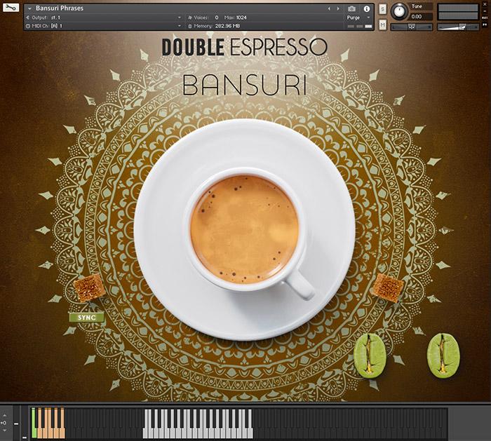 Supporting image for Bansuri Double Espresso Bundle