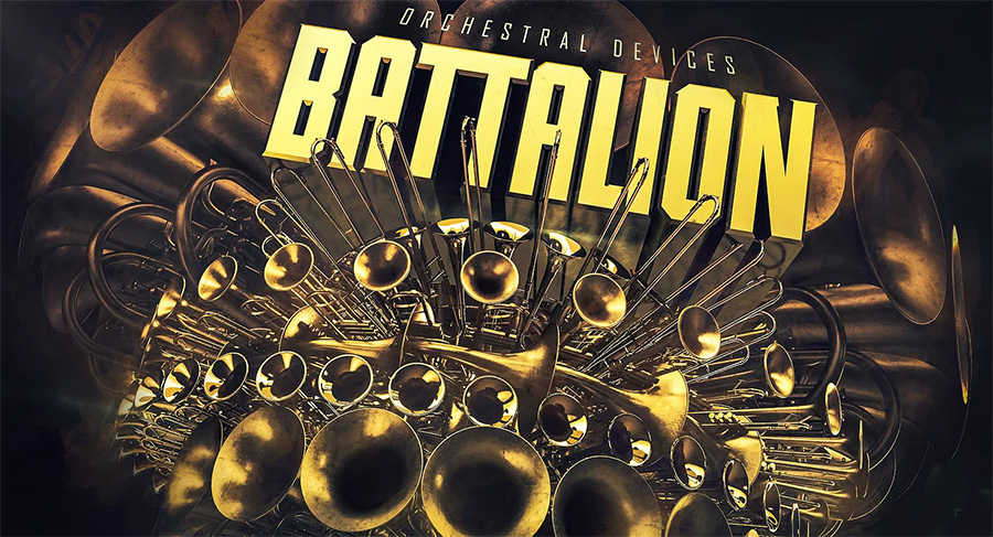 Supporting image for Orchestral Devices: BATTALION