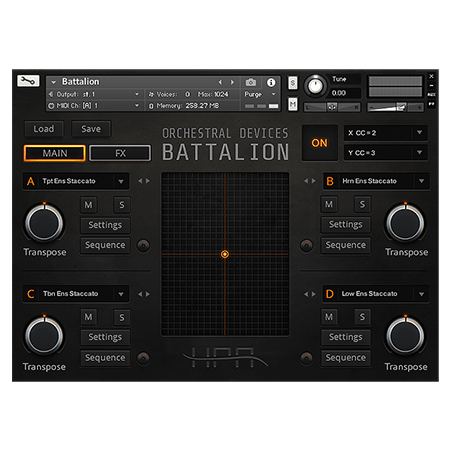 Orchestral Devices: BATTALION