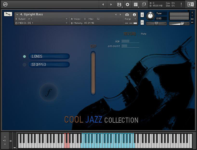 Supporting image for Cool Jazz Collection
