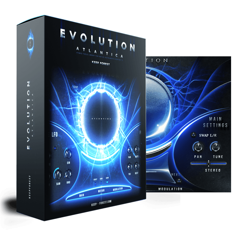 Evolution: Atlantica