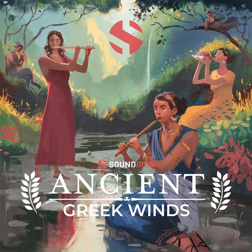 Ancient Greek Winds