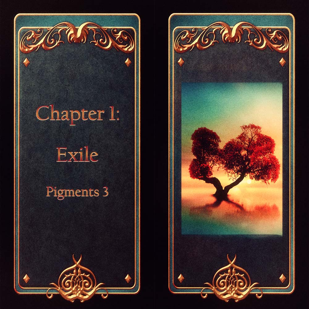 Chapter 1 - Exile