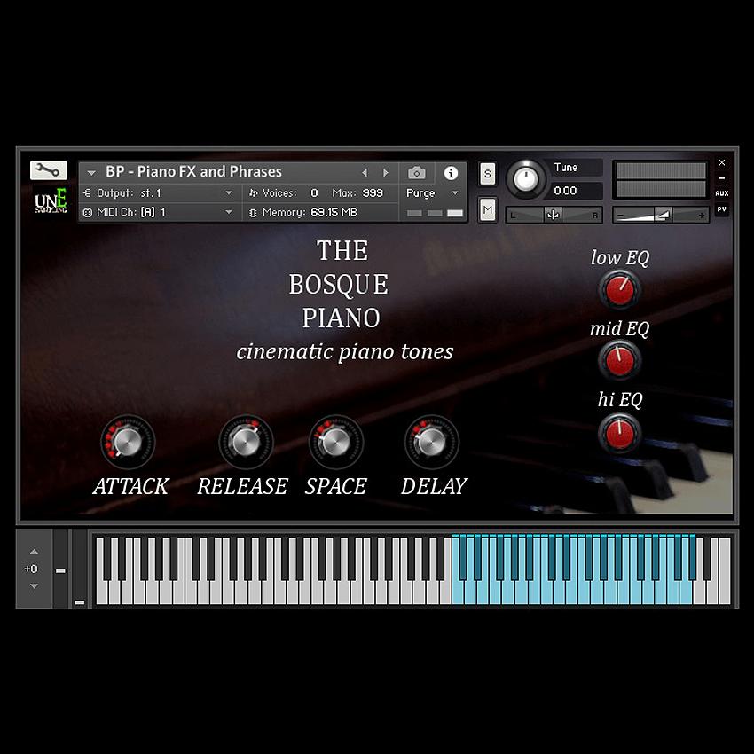 The Bosque Piano